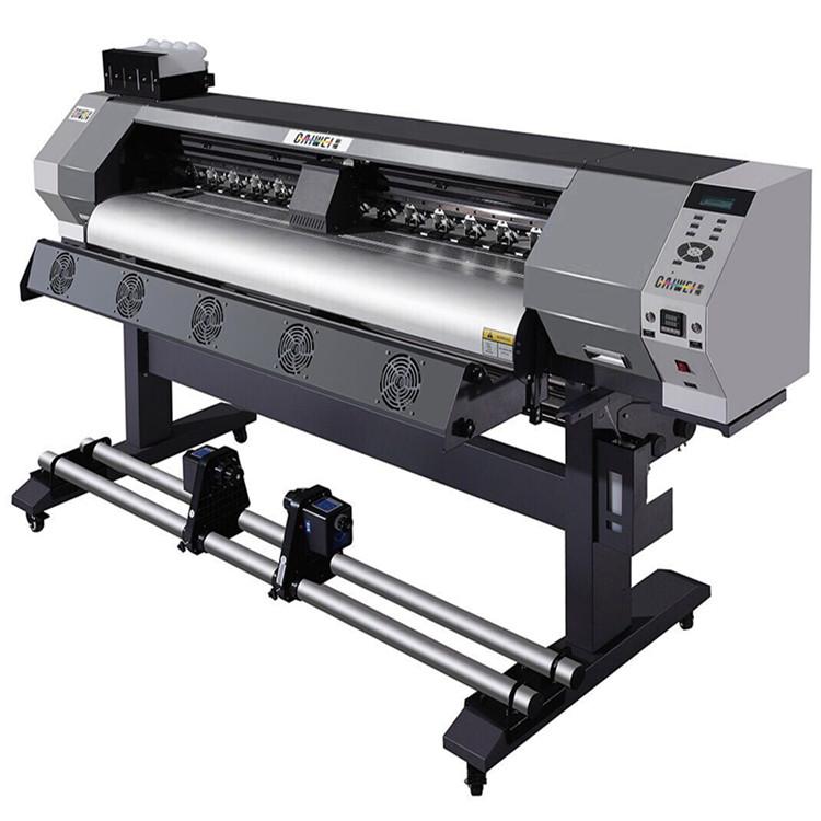 国产户外写真机维护和墨水的使用
