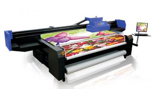 uv打印机在广告行业独特的优势