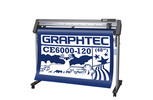 图王CE6000-120刻字机