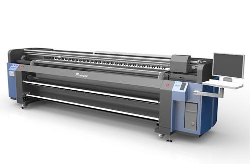 亿方YF-3200GUV卷材机
