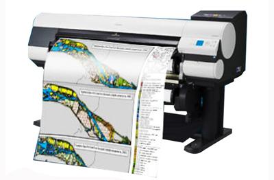 佳能IPF825大幅面打印机
